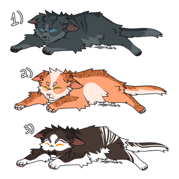 Quick n Cheap Cat Adopts [0/3] by TeamTastyAssJams