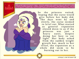 Another Princess Story - Weight Settling by Dragon-FangX