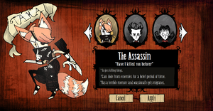 don't starve taka by Themagicalme