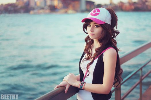 Pokemon Black and White - Touko [7] by AmyThunderbolt