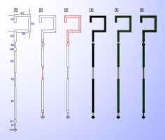 Cosplay Prop - Riddler's Cane Construction by Geemaa-pix