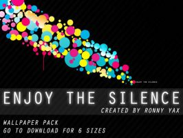ENJOY THE SILENCE WALLPACK by ronnyyax
