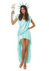 Victoria Justice Lady Liberty Costume (Request) by TFLOVER28