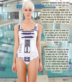 Swimsuit of the Jedi by Martgritte