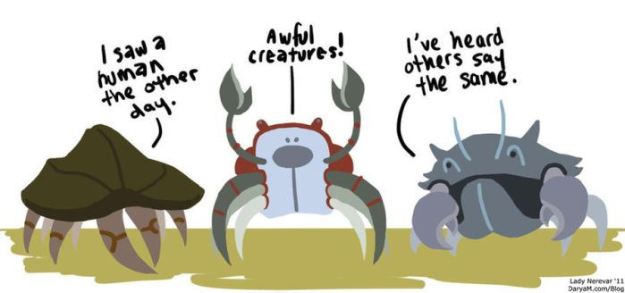Day 27 - Mudcrabs by Lady-Nerevar