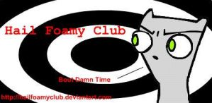 FoamyClubPic by DarkJaymz