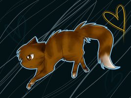 Leafpool-Jump by FoxLover12