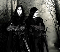 Ringwraiths by dead01