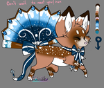 Flint Foxfan Design(Updated) by Riverbaby95