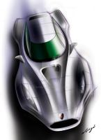 Sample of my Car design work 1 by wisign