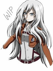 Aot OC:FOREVER A WIP by CNeko-chan