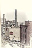 The Seattle steam plant by Mackingster
