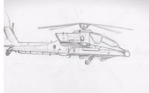 Helicopter #1 by Zoph42