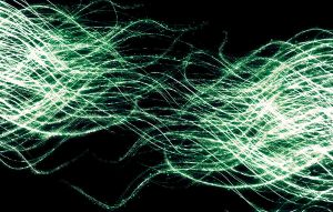 Grassy Optic Fibers by Draia436