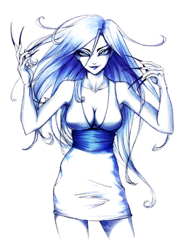 Sirene - Vision of Beauty by SketchMeNot-Art