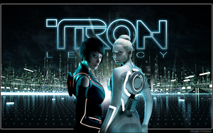 Tron Legacy Wallpaper by Subuatai