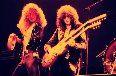 Led Zeppelin O2 by Joey-2000