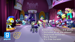 [DL] Enhanced Ponies 3rd pack by Stefano96