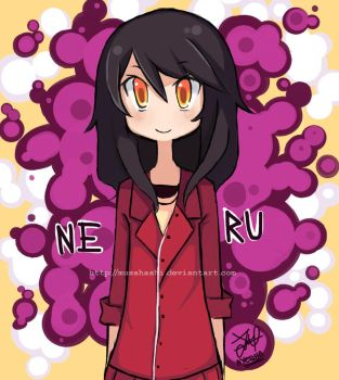 Art trade : Neru by Musahashi