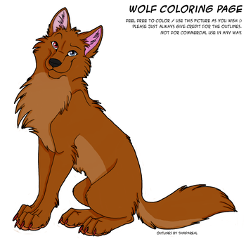 I Colored A Coloring Page. by AnimeVSReality