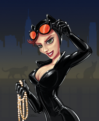 Catwoman by rone913