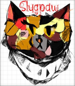 Slugpaw by Izza-art