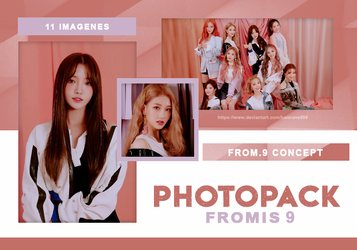 PHOTOPACK FROMIS_9 - FROM.9 CONCEPT // HANNAK by hannavs999