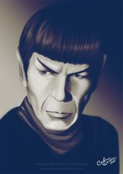 Live Long And Prosper by Queen-Uriel