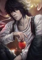 Death Note - L by Kirigashi