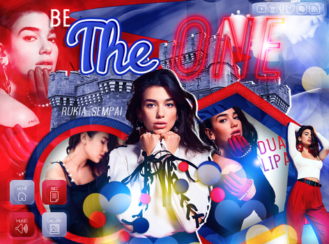be the one//edit by Rukia-Sempai