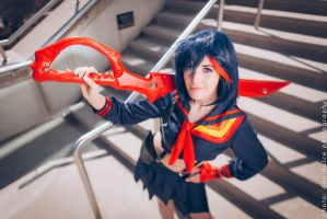 Ryuko Matoi by Bamz-OSully