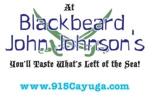 Blackbeard John Johnson's by chicodemon