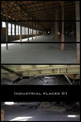 Industrial Places 01 by nighty-stock