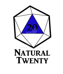 Natural 20 by cama75