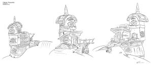 FoE: Concept Art - Carrot House by Whatpayne
