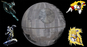 Death Star Attack by 2barquack