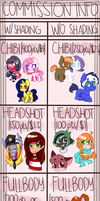 [OPEN] COMMISSION INFO by O-bscuritea