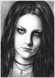 Amy Lee 4 by Zindy