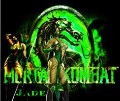 MK9 Jade Wallpaper by Reaper-The-Creeper
