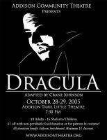 Dracula poster by jurijuri