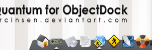 Quantum for ObjectDock by orcinsen