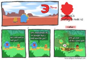 nosepass's journey -3-