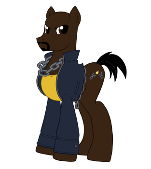 Ponified Luke Cage by edCOM02