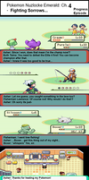 Pokemon Naturelocke Pt.4 by BoomerangX7