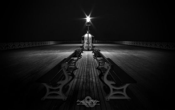 The Deck In Darkness by l8