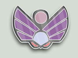 Palkia Badge