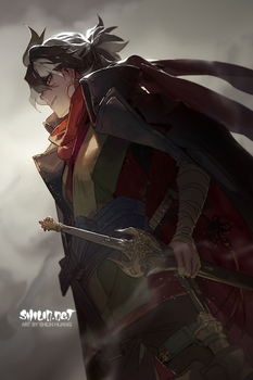 Blackbird by shilin