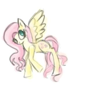 Fluttershy  by TheMagicCupcake