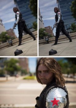 The Winter Soldier: Unmasked by gckinsey
