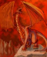 Red Dragon by margieeee